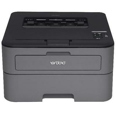 refurbished compact monochrome laser printer hll2315dw wirel