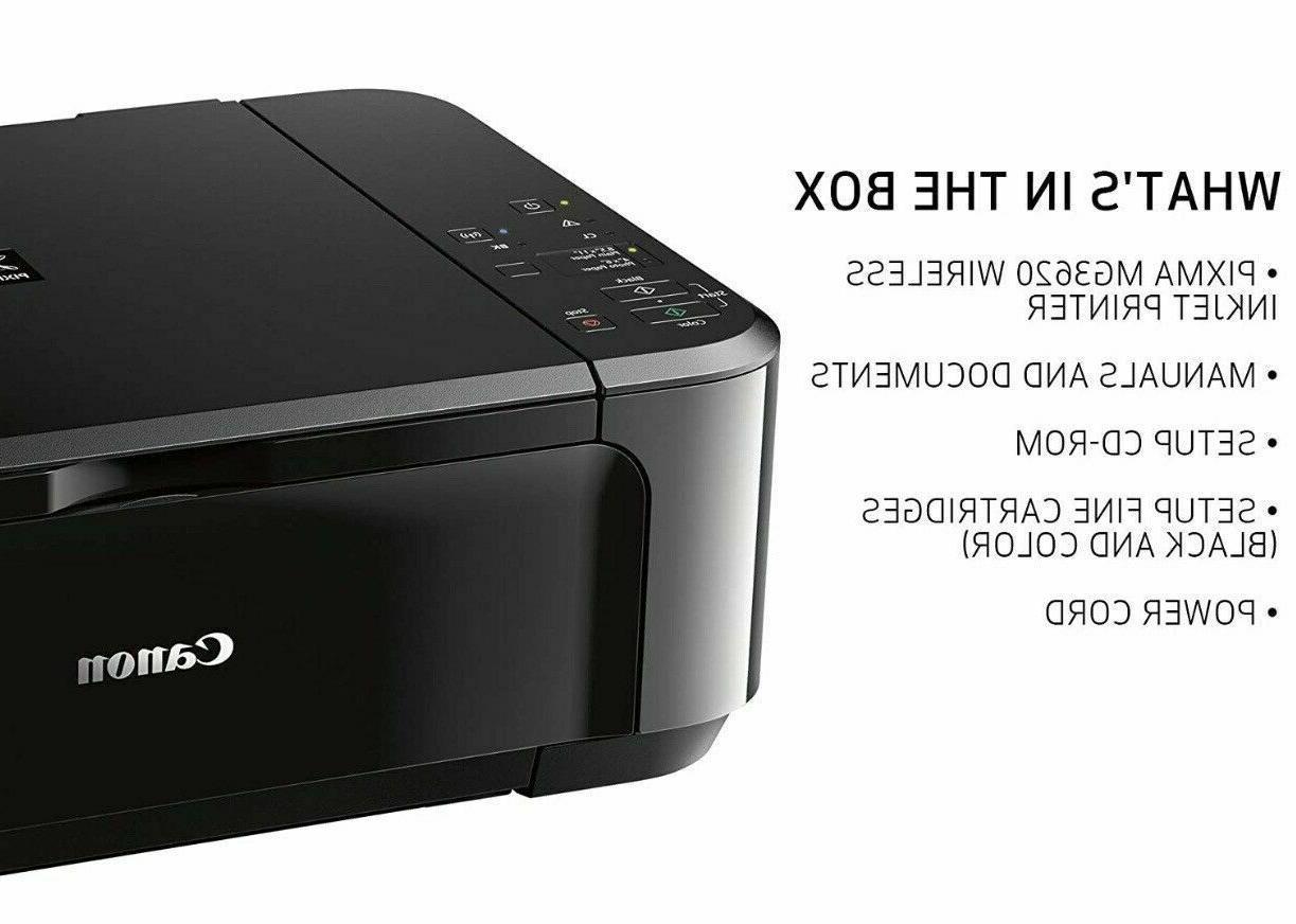 🔥Ship MG3620 Wireless Inkjet INK INCLUDED