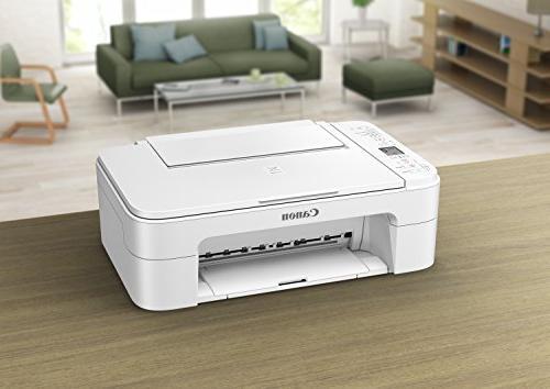 Canon TS3120 Wireless All-in-One Printer,