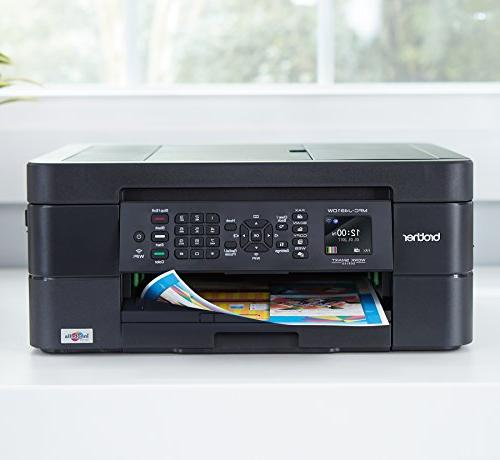 Brother Wireless All-in-One Printer, Printer, Printing,Amazon