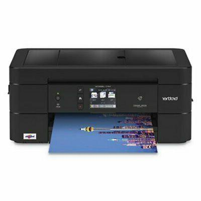 Brother Wireless All-in-One Inkjet Printer, MFC-J895DW, Mult