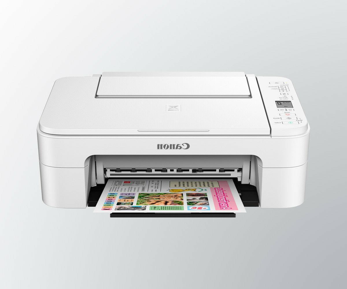 Wireless Canon TS3122 Printer Scanner Copier All-in-One