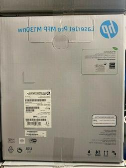 HP LaserJet Pro M130nw All-in-One Wireless Laser Printer  Ne