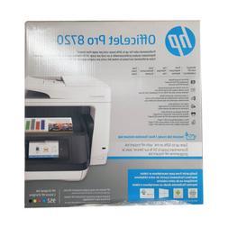 HP M9L75A OfficeJet Pro 8720 Inkjet Printer  Copy/Fax/Print/