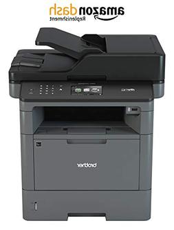 Brother Monochrome Laser Multifunction All-in-One Printer, M