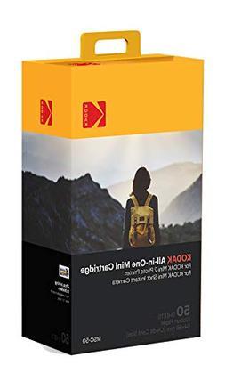 Kodak Mini 2 Photo Printer Cartridge MC All-in-One Paper and