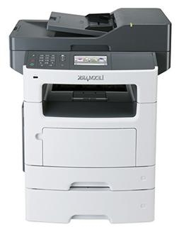 Lexmark MX511dte Monochrome All-In One Laser Printer with 55