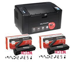 """NEW, MICR Pantum P2502W Wireless PB-210E Printer """