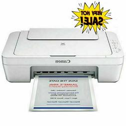 New Canon PIXMA MG2522 All-in-One Color Printer With USB Cab