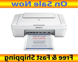 NEW Canon PIXMA MG2522 Wired All-in-One Color Inkjet Printer