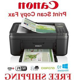 NEW Canon PIXMA 490/492 Wireless Color Printer All-In-One Sc