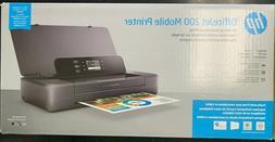 HP OfficeJet 200 Portable Printer Wireless & Mobile Printing