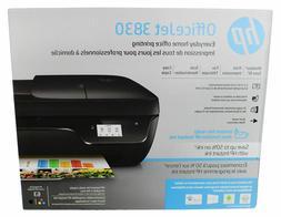 HP OfficeJet 3830 All-in-One Touchscreen  Wireless Printer w