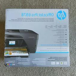 HP OfficeJet Pro 6978 All-in-One Wireless  Inkjet Printer