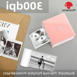 PAPERANG Phomemo Bluetooth Wireless Thermal Portable Printer