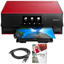 Canon PIXMA 9120 Printer Red  Corel Paint Shop Pro X9 Digita