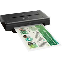 Canon PIXMA iP110 Wireless Compact Mobile Inkjet Printer  -