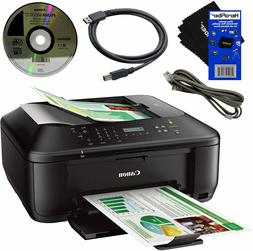pixma mx492 wireless inkjet printer black black