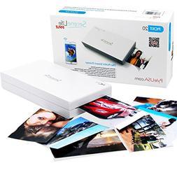 Portable Instant Mobile Photo Printer - Wireless Color Pictu