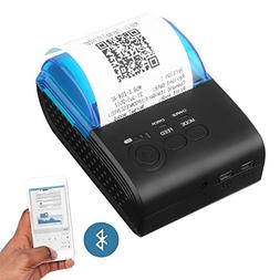 Officelead Portable Mini Wireless Bluetooth 58mm High Speed