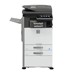 Sharp MX-M365N Tabloid-size Black and White Copier, Printer,