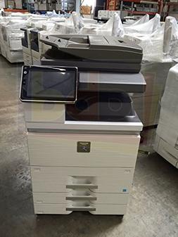 Sharp MX-M654N Monochrome Copier Printer Scanner All-in-One