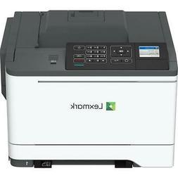 Lexmark Color Single-Function Laser Printer, C2425dw, Duplex
