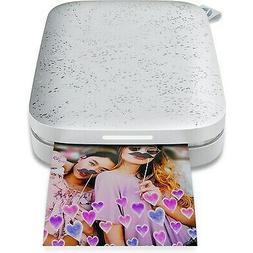 HP Sprocket Portable Photo Printer  – Instantly Print 2x3
