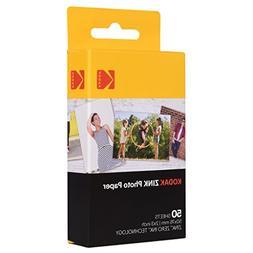 "Kodak 2x3"" Sticky-Backed ZINK Photo Paper  - Compatible With"