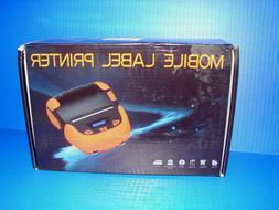 RONGTA Thermal Barcode Label Printer Mobile Receipt Printer