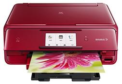 Canon USA 1369C042 Wireless Color Photo Printer with Scanner