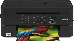 Brother - Work Smart Series MFC-J497DW Wireless All-In-One I