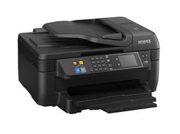 Epson WorkForce WF-2760 Inkjet Multifunction Printer - Color