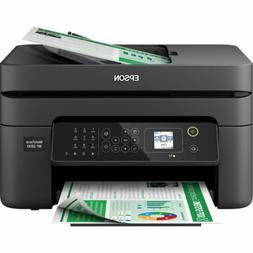 Epson Workforce WF-2830 All-in-One Wireless Color Printer, S