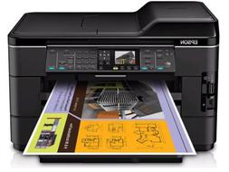 Epson WorkForce WF-7520 Wireless All-in-One Wide-Format Colo