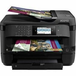 Workforce WF-7720 Wireless Wide-Format Color Inkjet Printer