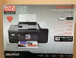 Lexmark X7675 Wireless 4 in 1 Professional Inkjet Printer Ne