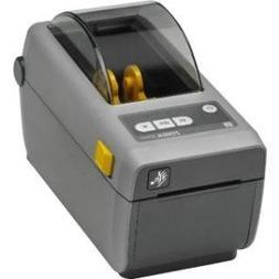 Zebra - ZD410 Wireless Direct Thermal Desktop Printer for La